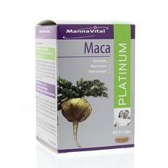 Mannavital Maca platinum (60 vcaps)