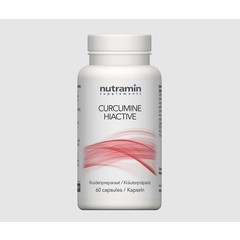 Nutramin NTM Curcumine hi active (60 capsules)