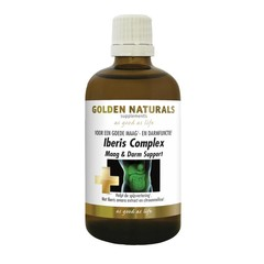 Golden Naturals Iberis complex maag & darm support (50 ml)