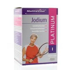 Mannavital Jodium platinum (120 capsules)