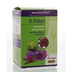 Mannavital D-priton (60 capsules)