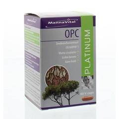 Mannavital OPC Platinum (60 capsules)