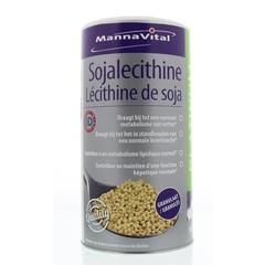 Mannavital Soja lecithine granulaat (500 gram)