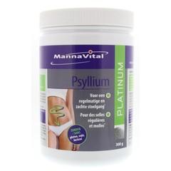Mannavital Psyllium platinum (300 gram)