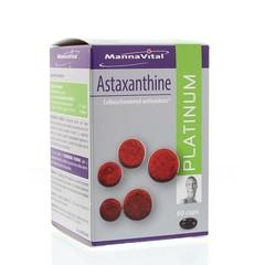 Mannavital Astaxanthine platinum (60 capsules)