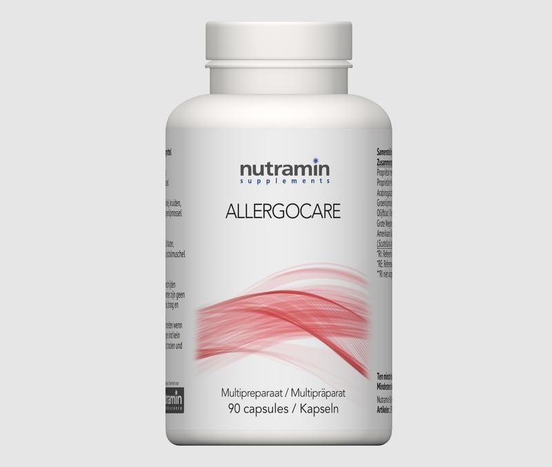 Nutramin NTM Allergocare (90 capsules)