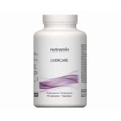 Nutramin NTM Livercare (90 tabletten)