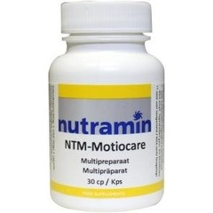 Nutramin NTM Motiocare (30 capsules)