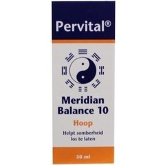 Pervital Meridian balance 10 hoop (30 ml)