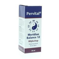 Pervital Meridian balance 12 blijdschap (30 ml)