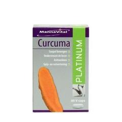 Mannavital Curcuma platinum (60 vcaps)