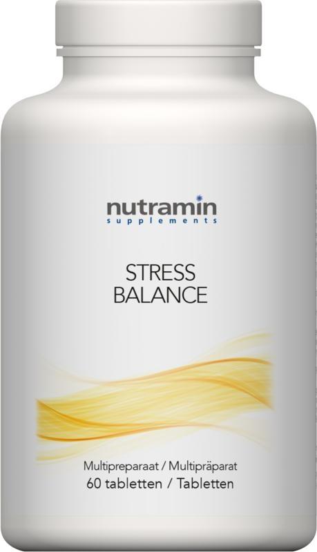 Nutramin Stress balance (60 tabletten)