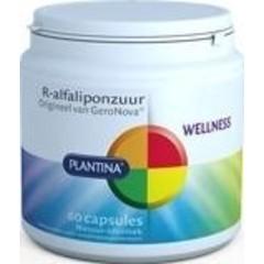 Plantina R-Alfaliponzuur natuurlijk (60 capsules)