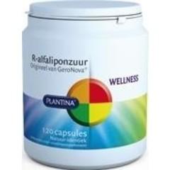 Plantina R-Alfaliponzuur natuurlijk (120 capsules)