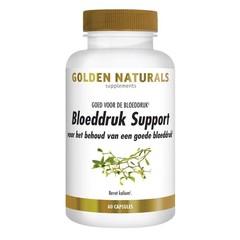 Golden Naturals Bloeddruk support (60 capsules)