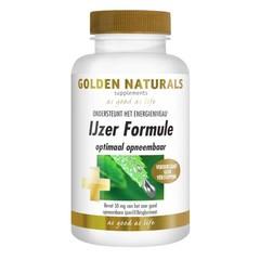 Golden Naturals IJzerformule (60 vcaps)