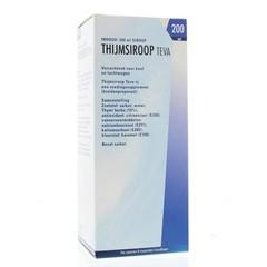 Teva Thijmsiroop (200 ml)