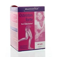 Mannavital Osteoton forte (60 tabletten)