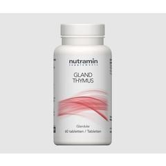 Nutramin NTM Gland thymus (60 tabletten)