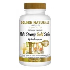 Golden Naturals Multi strong gold senior (180 vega caps)