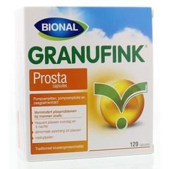 Bional Granufink prosta (120 capsules)