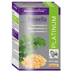 Mannavital Boswellia platinum (60 vcaps)