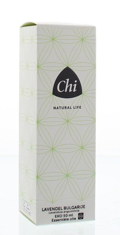 CHI CHI Lavendel Bulgarije eko (50 ml)