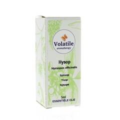 Volatile Hysop (5 ml)