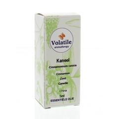 Volatile Kaneel blad cassia (5 ml)