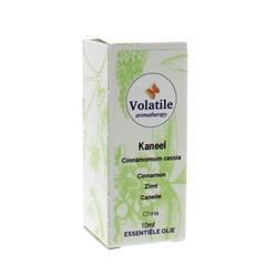 Volatile Kaneel blad cassia (10 ml)
