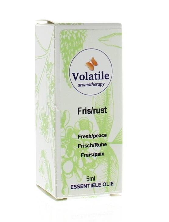 Volatile Fris rust (5 ml)