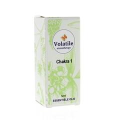 Volatile Chakra olie 1 stuit puur (5 ml)