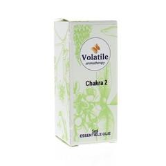 Volatile Chakra olie 2 heiligbeen puur (5 ml)