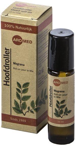 Aromed Aromed Megrana hoofdroller (10 ml)