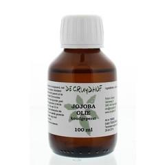 Cruydhof Jojoba olie koudgeperst (100 ml)