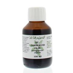 Cruydhof Sint Janskruid olie met olijfolie (100 ml)