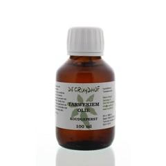 Cruydhof Tarwekiemolie koudgeperst (100 ml)