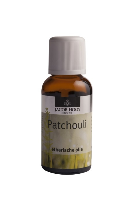 Jacob Hooy Jacob Hooy Patchouli olie (30 ml)