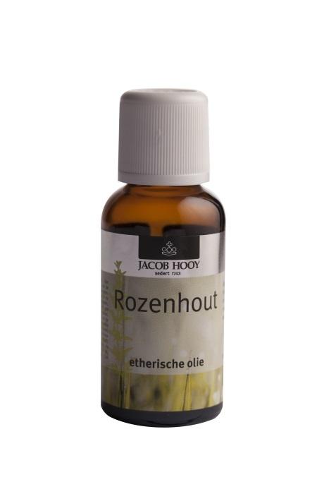 Jacob Hooy Jacob Hooy Rozenhout olie (30 ml)