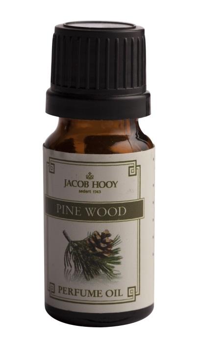 Jacob Hooy Jacob Hooy Parfum olie Den Pine Wood (10 ml)