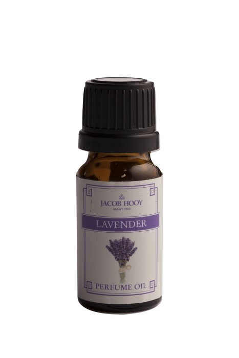 Jacob Hooy Jacob Hooy Parfum olie lavendel (10 ml)