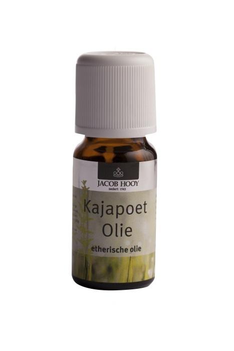 Jacob Hooy Jacob Hooy Kajapoet olie (10 ml)