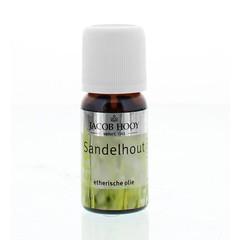 Jacob Hooy Sandelhout olie (10 ml)