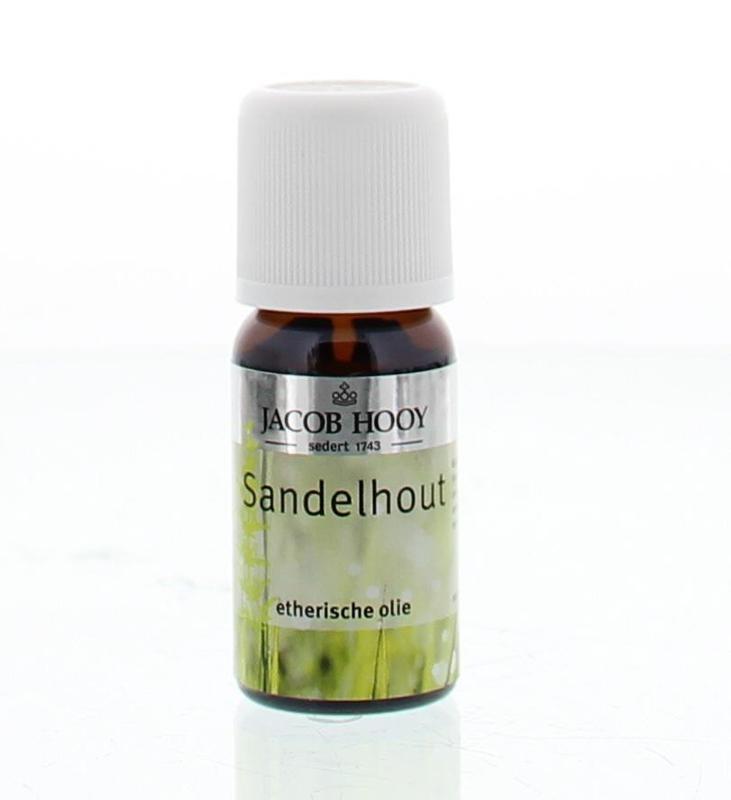 Jacob Hooy Jacob Hooy Sandelhout olie (10 ml)