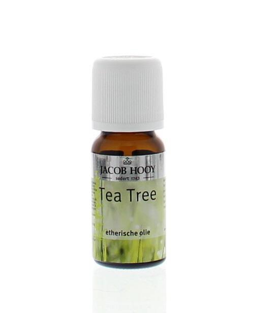 Jacob Hooy Jacob Hooy Tea tree olie (10 ml)