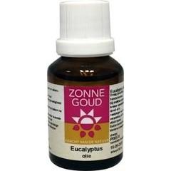 Zonnegoud Eucalyptus etherische olie (20 ml)