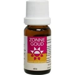 Zonnegoud Pepermunt etherische olie (10 ml)