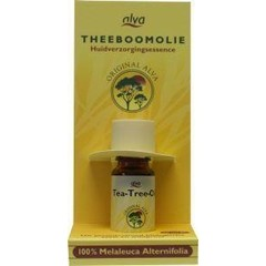 Alva Tea tree oil / theeboom olie (10 ml)