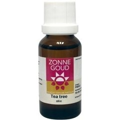 Zonnegoud Tea tree etherische olie (20 ml)
