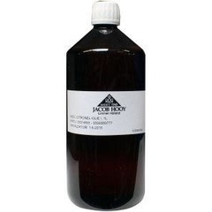 Jacob Hooy Citronelolie (citronella) (1 liter)
